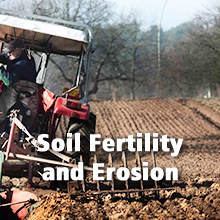 Soil Fertility and Erosion